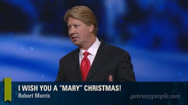 """I Wish You a """"Mary"""" Christmas"""