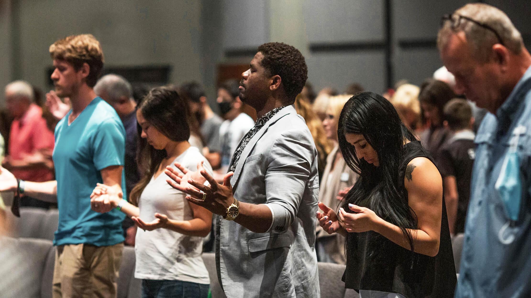 New Year's Eve Prayer Gathering | Gateway Church